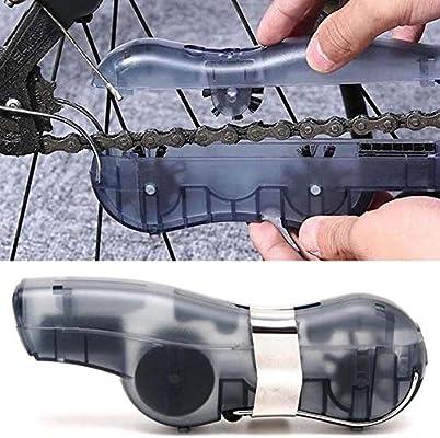 1 PC Limpiador de Cadena de Bicicleta Bicicleta Limpiador de ...