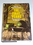Book cover for Advice and Support: The Final Years, 1965-1973