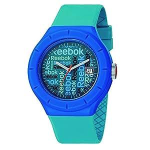 Reebok RF-TWW-G3-PLPT-LK Reloj Análogo para Hombre, Color Azul