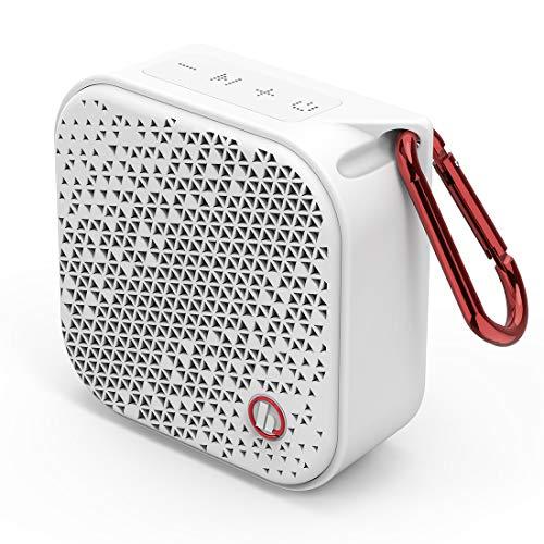 """Bluetooth® luidspreker""""Pocket 2.0″, waterdicht, 3,5 W, wit"""