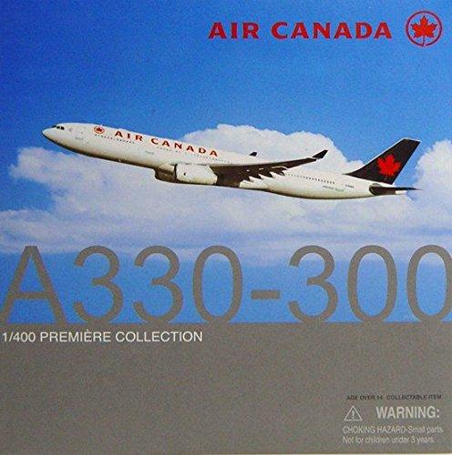 - 1:400 Dragon Wings Airbus A330-300 Air Canada (pre-painted/pre-built)