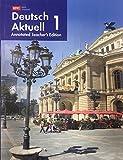 img - for Deutsch Aktuell 1 - Annotated Teacher's Edition book / textbook / text book