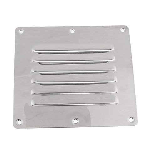 Amazon.com: Funda para rejilla de ventilación de acero ...
