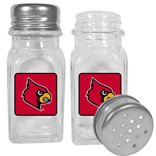 - NCAA Louisville Cardinals Graphics Salt & Pepper Shakers