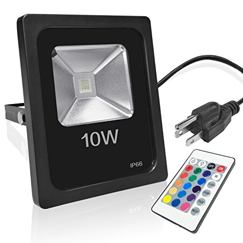 Changing Outdoor Flood Lights - 8