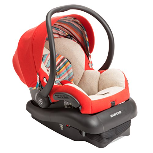 Amazon Maxi Cosi Mico AP Infant Car Seat Bohemian Red 0 12 Months Baby
