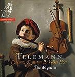 Telemann: Concertos & cantata Ihr Vol...