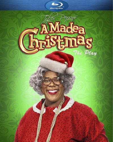Tyler Perry's A Madea Christmas - The Play [Blu-ray]