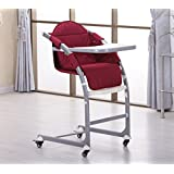 Unicoo - Multi-functional High Chair (Red )