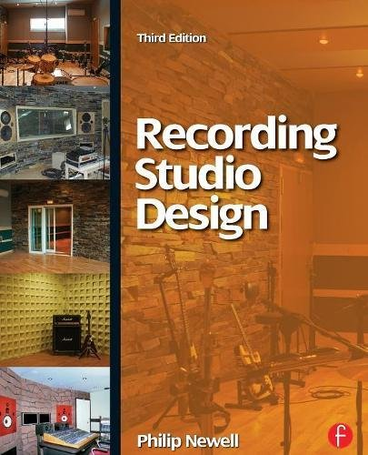 Recording Studio Design, Third Edition (Audio Engineering Society Presents) by Focal Press