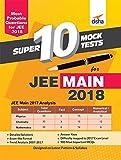 Super 10 Mock Tests for JEE Main 2018