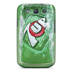 Durable Protector Case Cover With 7up Hot Design For Galaxy S3