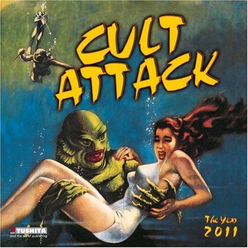 Cult Attack 2011. Media Illustration