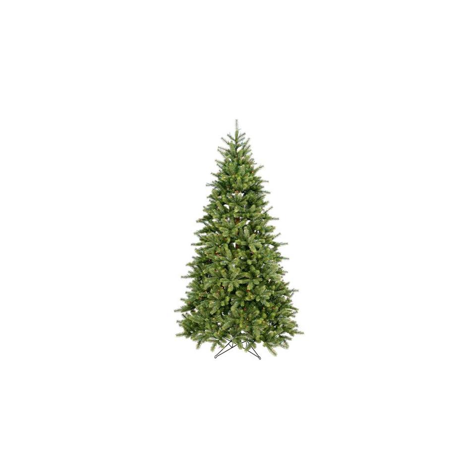 7.5 Pre Lit Royal Fir Artificial Christmas Tree   Multi Lights