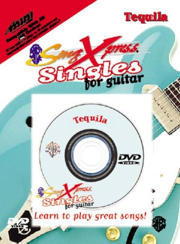 Singles for Guitar Tequila (Songxpress)