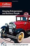 img - for Collins Elt Readers   Amazing Entrepreneurs & Business People (Level 4) (Collins English Readers) book / textbook / text book