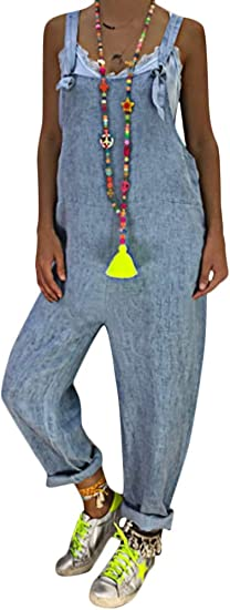 Romose Women Casual Playsuit Jumpsuits Rompers With Straps Solid Color Relaxed Summer Spring Harem Pants Jumpsuit Amazon Ca Clothing Accessories