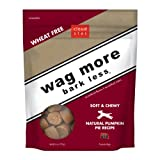 Cloud Star Wag More Bark Less Soft and Chewy Dog Treats – Pumpkin Pie, 6-Ounce (Pack of 4), My Pet Supplies