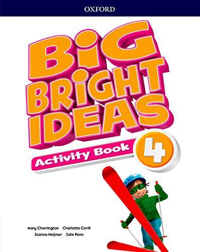 51rP9FWZt9L Big Bright Ideas 4º Prim, Activity Book Oxford University Press España