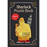 Sherlock Puzzle Book (Volume 3): Spending A Day In London With Mycroft Holmes