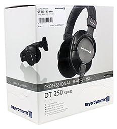 Beyerdynamic DT-252 80 Ohm + Presonus HP4 4 Channel Pro Headphone Amplifier Amp