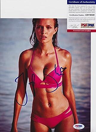 6e5e629190047 Josephine Skriver Sexy Model Signed Autograph 8x10 Photo PSA/DNA COA #1 at  Amazon's Entertainment Collectibles Store