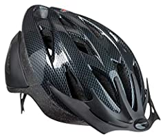 Enjoy your next bike ride or favorite outdoor activity in style with the Schwinn Thrasher Bicycle Helmet. The Thrasher features Schwinn's 360 Comfort System with dial fit and full range padding for a customizable fit. Plus, full shell coverag...