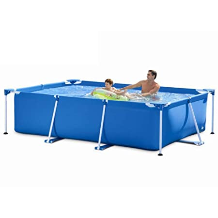 Lili Piscina Desmontable Tubular Piscina Desmontable Steel Pro ...