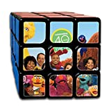 Sesame Street Tv Series Show 333 Super-durable Cube,Easy Turning And Smooth Play, Developing Intelligence