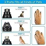PettingPal Dog Nail Grinder | Stepless Speed