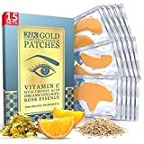 Under Eye and Forehead 24K Gold Patches