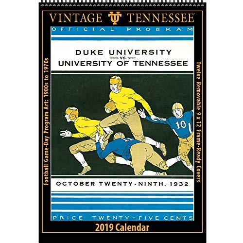 Vintage Tennessee Volunteers 2019 College Football ()