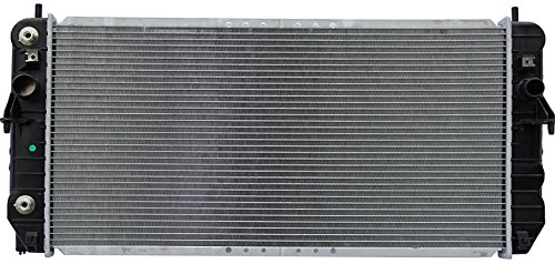 OSC Cooling Products 2491 New Radiator (New Cadillac Radiator Deville)