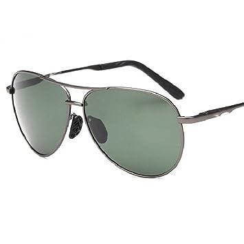 Wkaijc Der Pilot Polarisiertes Licht Komfortabel Stilvoll Persönlichkeit Freizeit Pilot Sonnenbrille Jurte Sonnenbrillen ,A