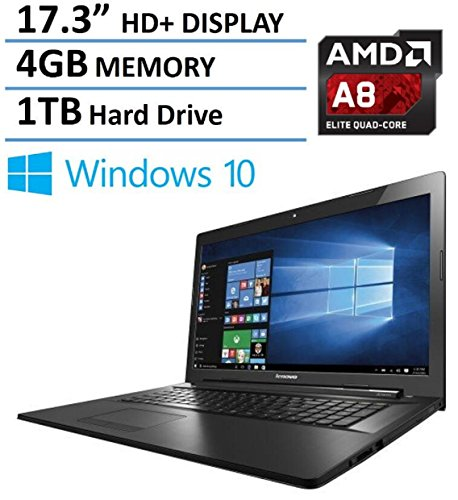 Lenovo Ideapad G-70 - 17.3-inch High Performance Premium Laptop