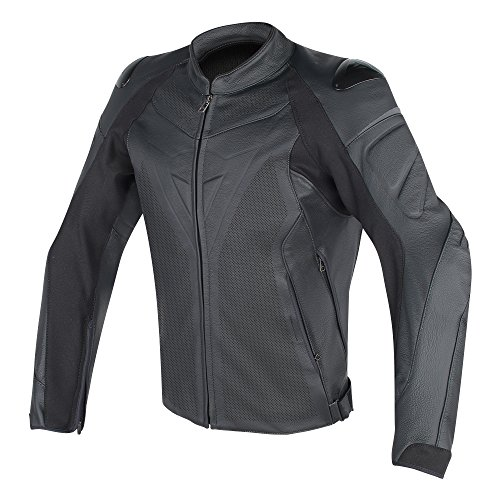 Dainese Fighter Perforated Leather Jacket (54) - Extreme Jacket Rider