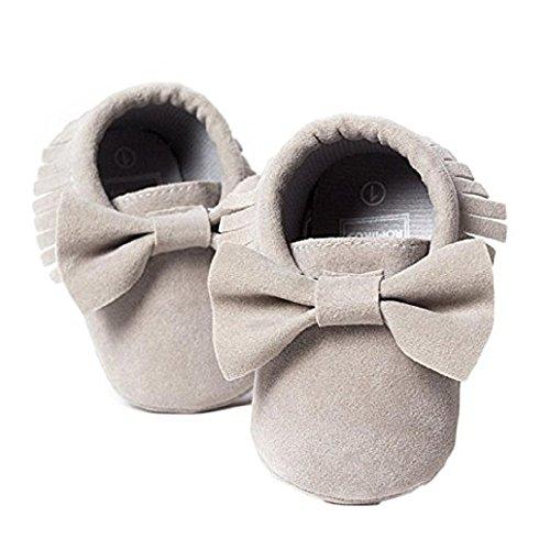 Pu Ran® - Zapatos primeros pasos para niña gris