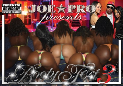 Joe Pro: Booty Fest 3 (Adult Dvd Movies)