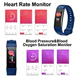 moreFit Kids Fitness Tracker with Heart Rate
