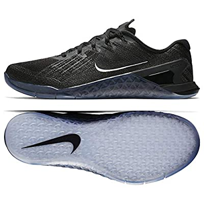 Nike Metcon 3 852928-011 Black/Black/White Ice Bottom Men's Training Shoes