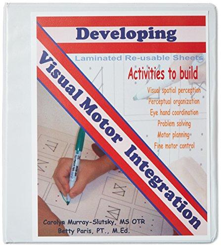 School Specialty 1319078 Developing Visual Motor Integration - Visual Motor
