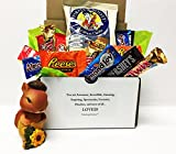 Unlocking Greatness You Are LOVED Candy & Snacks Gift Basket (Design 3)