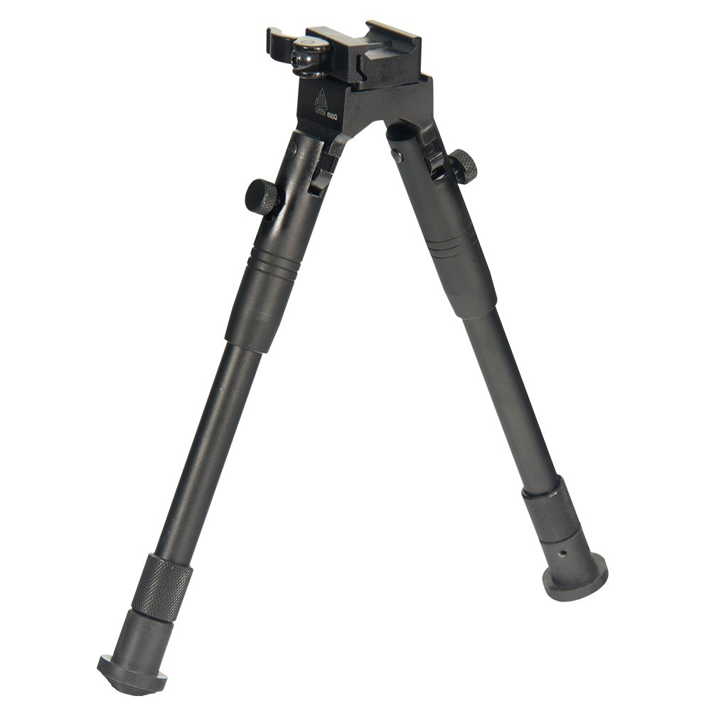UTG New Gen Hi Pro Shooters Bipod, Quick Detach, 8.7''-10.6'' by UTG