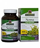 Cheap Nature's Answer Senna Leaf Vegetarian Capsules, 90-Count