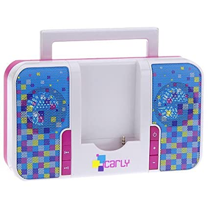 Review iCarly iWave Portable Speaker