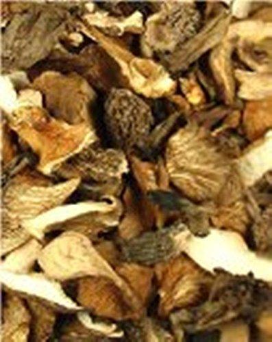 Mushrooms Wild Fresh (OliveNation Premium Wild Mushroom Mix 4 oz.)