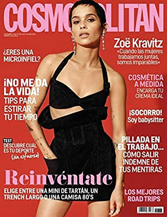 Cosmopolitan - España November 1, 2018 issue