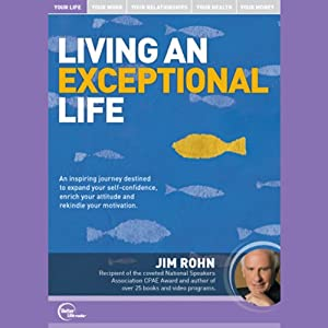 Living an Exceptional Life Speech