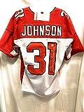 David Johnson Arizona Cardinals Signed Autograph
