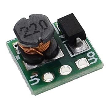 1.8V 2.5V 3V 3.3V 3.7V To 5V DC-DC Step Up Power Voltage Boost Converter Board L